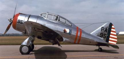 Морской бомбардировщик Brewster SB-2A Buccaneer