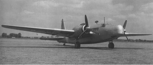 Бомбардировщик Vickers Wellington T.Mk-Х