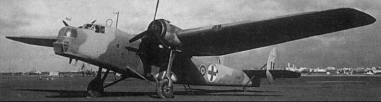 Транспортный самолет Avro Type 685 York