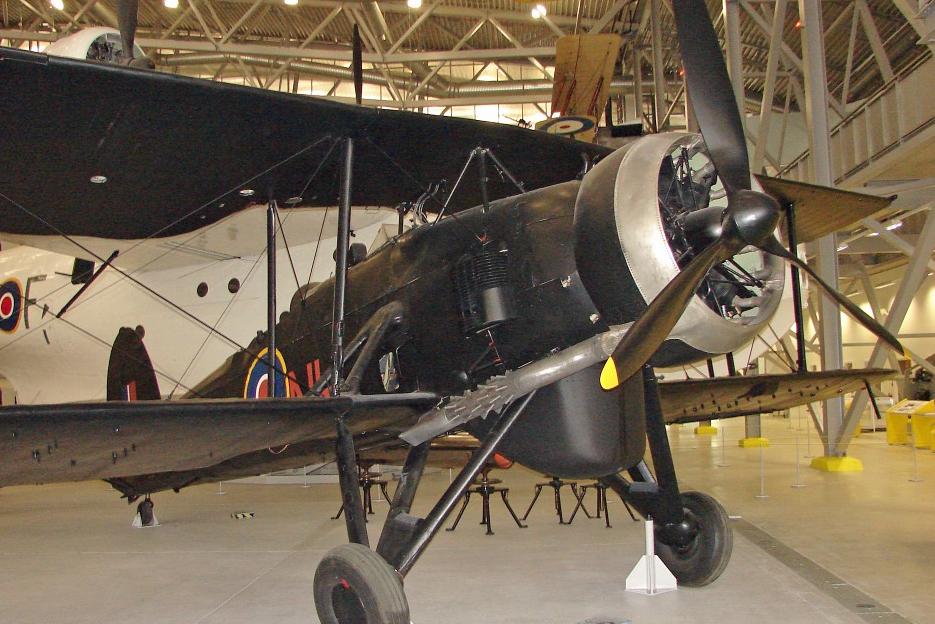 Торпедоносец Fairey Swordfish Mk-IІІ