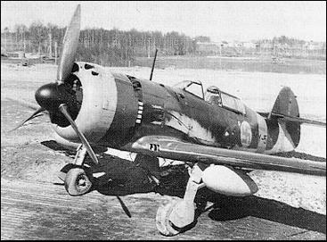 Истребитель VL Myrsky II