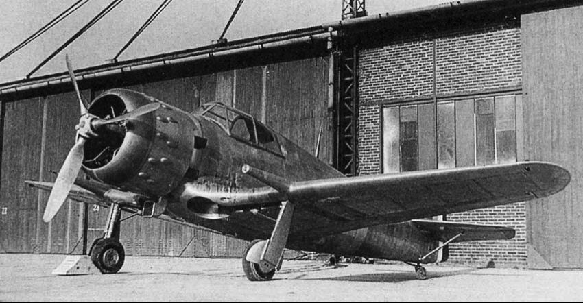 Истребитель Bloch MB.150