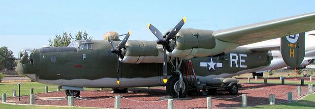 Патрульный самолет Consolidated PB-4Y-1 Liberator