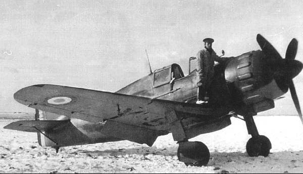 Истребитель Bloch MB.151