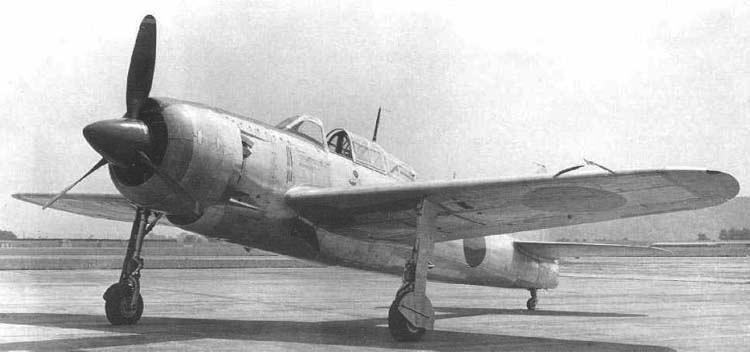Палубный бомбардировщик Yokosuka Suisei D-4Y4