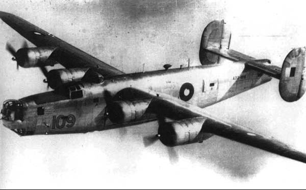 Вариант Великобритании. Liberator GR-III