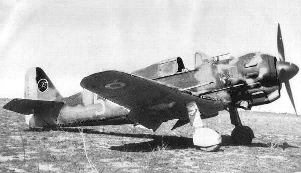Истребитель Bloch MB.152