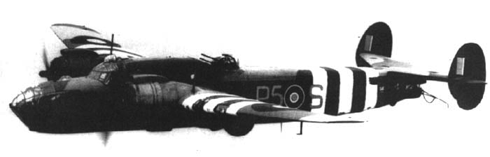 Бомбардировщик ST Mk-I