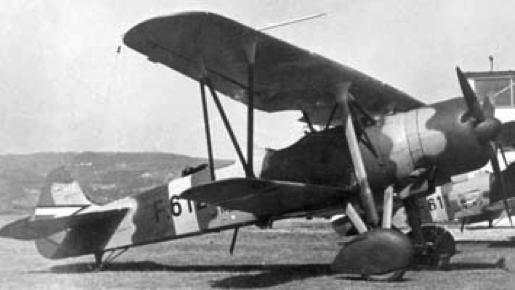 Ближний разведчик Weiss WM-21 Solyom