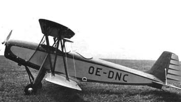 Учебно-тренировочный самолет  Lampich NL-XXII