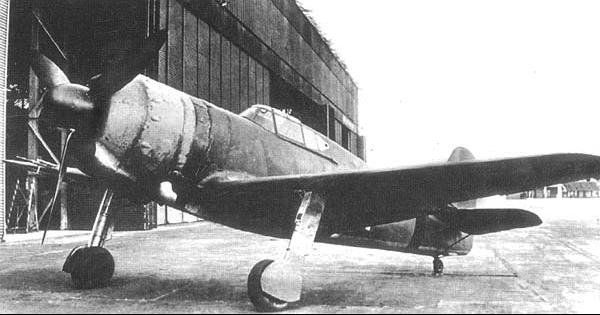 Истребитель Bloch MB.157