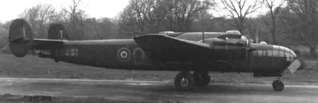 Бомбардировщик Albemarle ST Mk.V