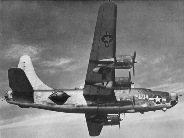 Патрульный самолет Consolidated PB-4Y-2 Privateer