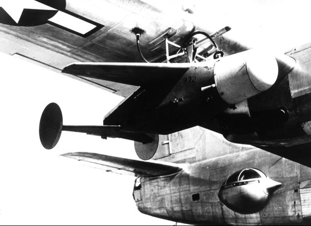 Носитель управляемых бомб Consolidated PB-4Y-2B