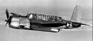Торпедоносец Consolidated ТВY-2 Sea Wolf