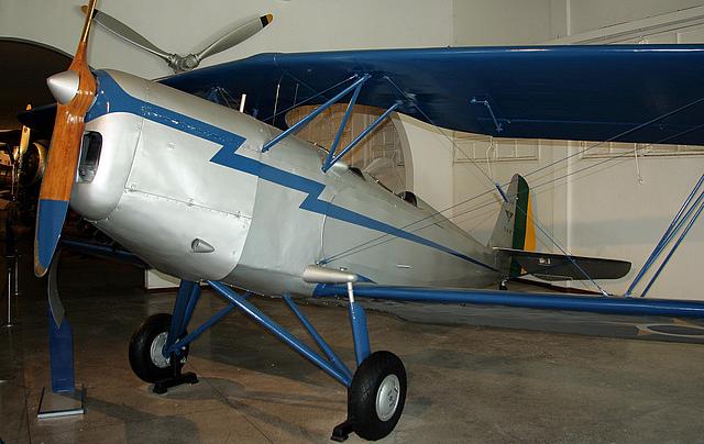 Учебно-тренировочный самолет Muniz -  M-7