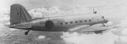 Транспортный самолет Showa L-2D