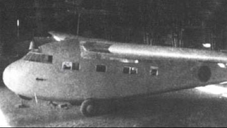 Транспортно-десантный планер Ku-11
