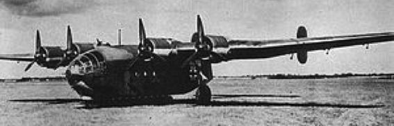Транспортный самолет Arado Ar-232 (Tausendfüßler)