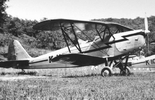 Учебно-тренировочный самолет Muniz – М-9