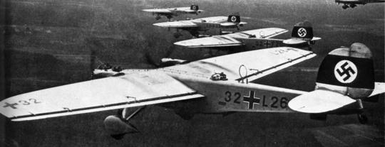 Бомбардировщик Dornier 23