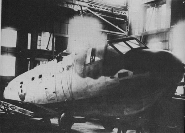 Транспортно-десантный планер MXY-5 Kugisho