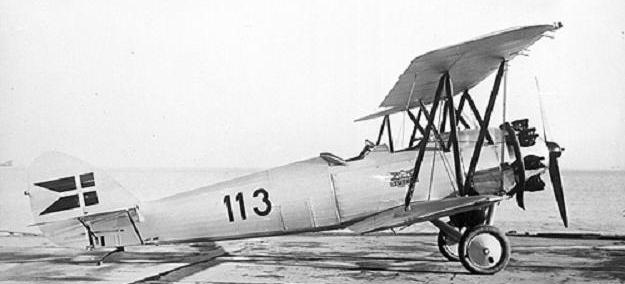 Учебно-тренировочный самолет Avro 621 Tutor