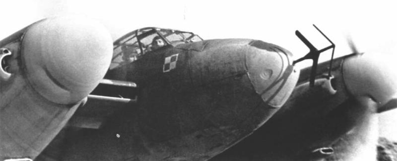 Ночной истребитель Mosquito NF Mk-II
