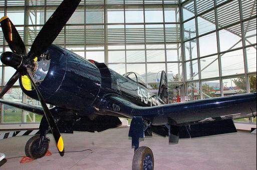 Палубный истребитель Chance Vought Corsair – F-2G