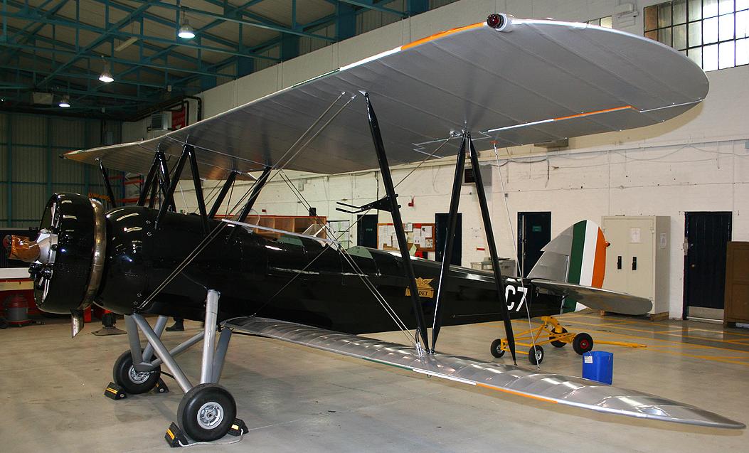 Учебно-тренировочный самолет Avro 631 Cadet