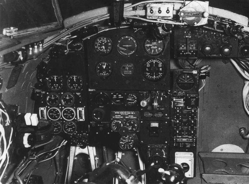 Истребитель-бомбардировщик Mosquito FB Mk-VI