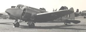 Учебно-тренировочный самолет Airspeed AS-10 Oxford