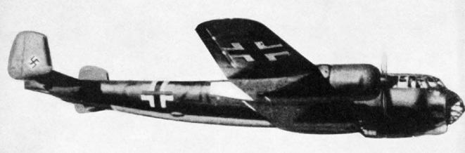 Бомбардировщик Dornier 217