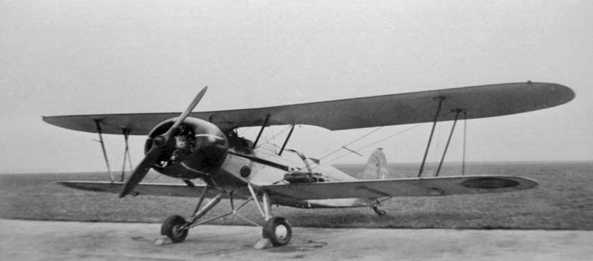 Многоцелевой самолет Stampe et Vertongen SV-5 Tornado