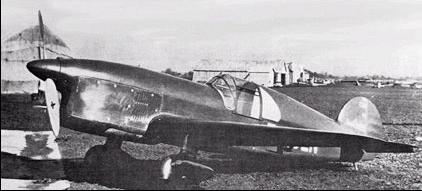 Учебно-тренировочный самолет Caudron – C-690М