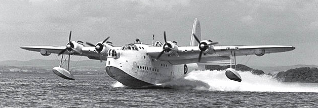 Летающая лодка Short Sunderland