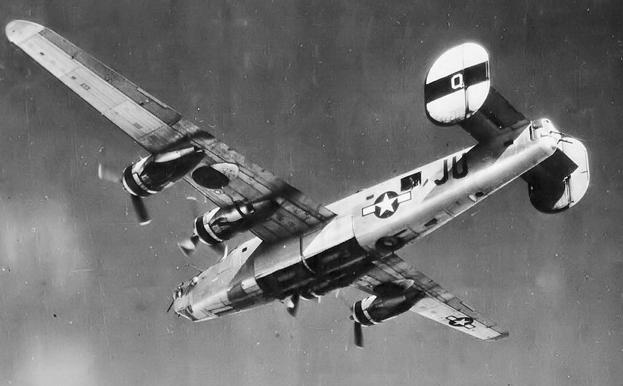 Разведчик Consolidated F-7