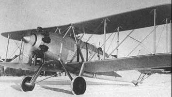 Бомбардировщик Heinkel - He.50a