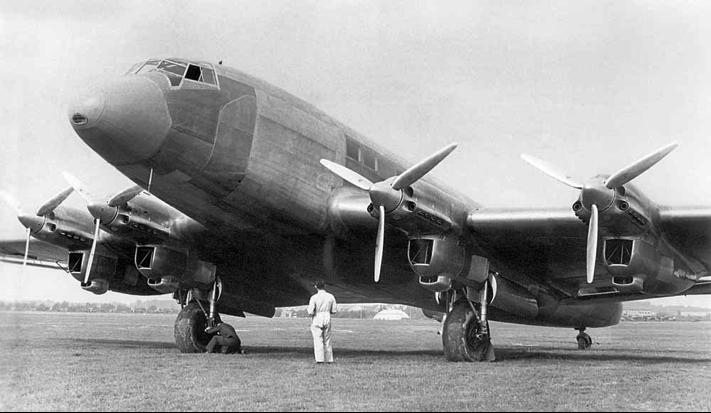 Транспортный самолет Junkers Ju.290А-1/6