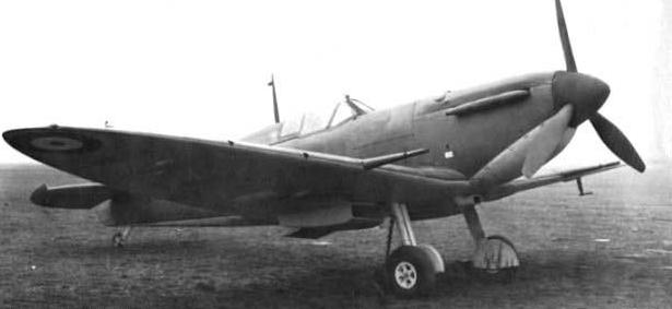 Истребитель Supermarine Spitfire Mk- V