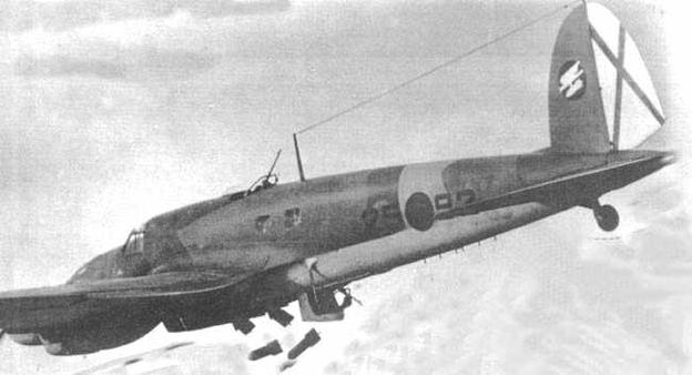 Бомбардировщик Heinkel - Не 111-B2