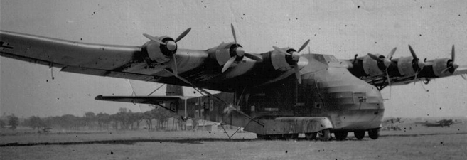 Транспортный самолет Messerschmitt Me-323 Gigant