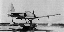 Гидроистребитель Nakajima A-6M2-N (Тип 2)