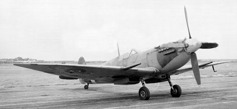Истребитель Supermarine Spitfire Mk-VI