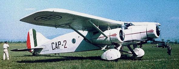 Транспортный самолет Caproni Ca.133