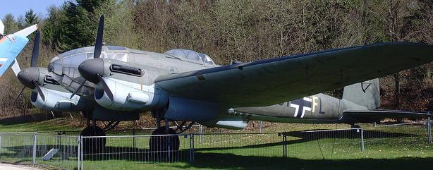 Бомбардировщик Heinkel – He 111-H16
