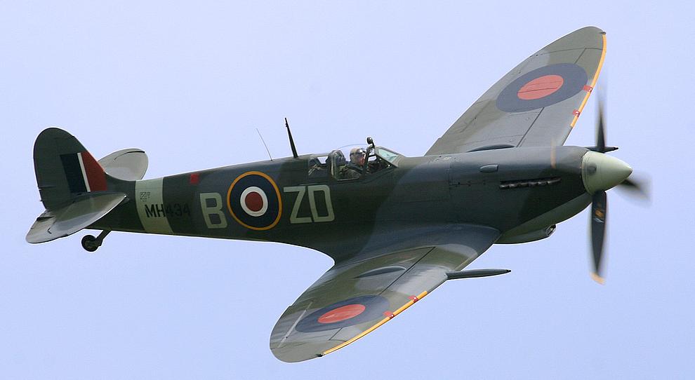 Истребитель Supermarine Spitfire Mk.IX