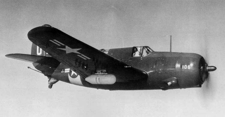 Палубный бомбардировщик Сurtiss Helldiver – SB-2C-5