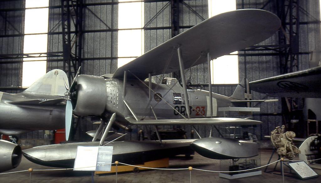 Гидросамолет IMAM Ro.43
