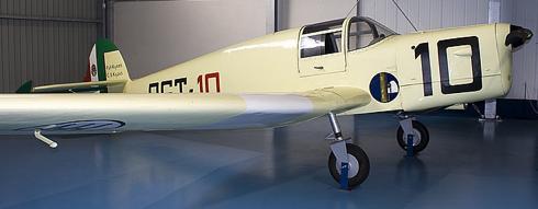 Учебно-тренировочный самолет Saiman 202-М